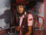 "Liakesha Cooper in ""High Noon"""