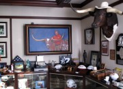 Mack Brown Office