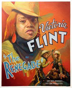 Victoria Flint Painting